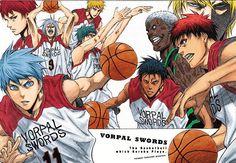 Kuroko no Basket Last Game