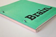 HEART // BRAIN Portfolio by TeYosh TeYosh, via Behance