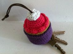 Tuto porte clés en crochet