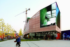 Gallery of Vanke New City Center Sales Gallery / Spark Architects - 5
