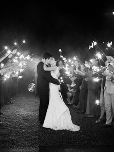 Picture Perfect Sparkler Send Off | Live View Studios