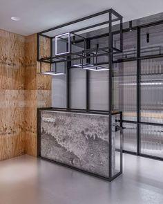 Estudio de oficina industrial en Behance #professionalofficedesigns - #Behance #de #en #estudio #industrial #oficina #professionalofficedesigns