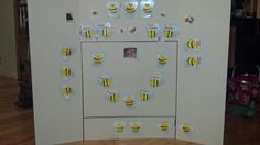 to show bees the stations and duties  or a way to show Bethel room set up