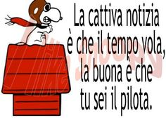 I like Snoopy: