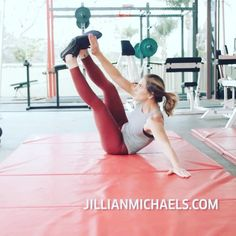 These Total Body Fitness Challenges from Jillian Michaels Will Work Your Muscles Like Never Before