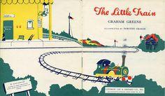 We Too Were Children, Mr. Barrie: GRAHAM GREENE: THE LITTLE TRAIN