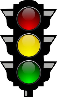 giving feedback traffic light clip art and learning rh pinterest com stop light clip art for reuse stop light clip art free