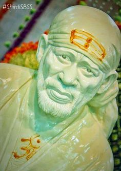 Good morning Sairams have a good day Sai Baba Hd Wallpaper, Sai Baba Quotes, Baba Image, Om Sai Ram, Hindus, Ganesha, Shiva, Lord, Faith