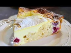 Super EASY NO MIXER IN JUST FEW MINUTES WITHOUT MAKING THE DOUGH MELTS IN YOUR MOUTH CAKE - YouTube Melting In The Mouth, Melt In Your Mouth, Cake Youtube, Ricotta, Sour Cream, Mixer, Super Easy, Yogurt, Cheesecake