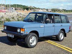Range Rover Vogue Turbo D (1987)