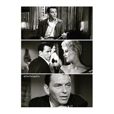 "Frank Sinatra and Kim Novak in ""The Man With the Golden Arm"" 1955 - - #franksinatra #sinatra #kimnovak #themanwiththegoldenarm #oldhollywood #goldenage #oldmovies #classichollywood #goldenhollywood #hollywood #vintage #classic #retro #filmstar #legend #movielegend #classicmovies #goldenera #classicfilms #vintagehollywood #goldenhollywood #50s #perfection #styleicon #style #fashion #beauty http://vnat.ca/1seeN6z #ViralInNature"