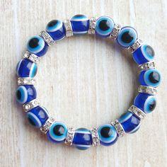 Now trending: Evil Eye Bead Bracelet Blue Evil Eye Bracelet Protective Bracelet Evil Eye Jewelry Nazar Bracelet Turkish Jewelry https://www.etsy.com/listing/537503312/evil-eye-bead-bracelet-blue-evil-eye?utm_campaign=crowdfire&utm_content=crowdfire&utm_medium=social&utm_source=pinterest