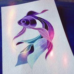 Fish - Sasha Unisex