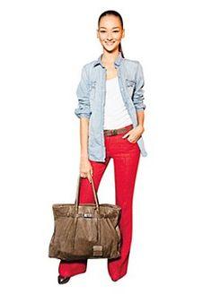Outfit Ideas: 25 Ways to Make Wardrobe Basics Look Un-Boring | Glamour