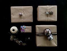 Geschenke verpacken - DIY