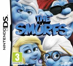 The Smurfs (Nintendo DS) by Ubisoft, http://www.amazon.co.uk/dp/B004X5V6II/ref=cm_sw_r_pi_dp_TzCTtb1X50AP4