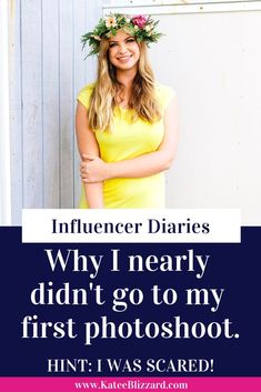 The day of the influencer photoshoot I woke up terrified. I was going back and forth in my head debating whether I should make the drive 30 minutes to go do a photoshoot with girls that, in my head, were more qualified, better looking, and would photograph way better than me... #InfluencerMarketing #Influencer #BecomeAnInfluencer #Photoshoots #Confidence
