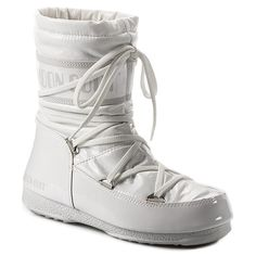 Śniegowce MOON BOOT - Soft Mid 24002500008 White, 299
