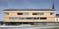 Zimmerei Bilgeri: Hofhus Lingenau (Architektur by Jürgen Hagspiel)