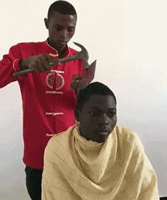 Low cost haircut