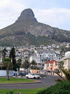 Capetown my heaven