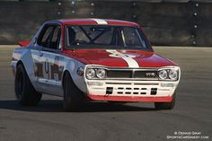 Nissan Skyline driven by Jim Froula.