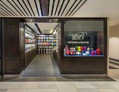 Betjeman Barton Tea Boutique by iRetail Interior Design Company