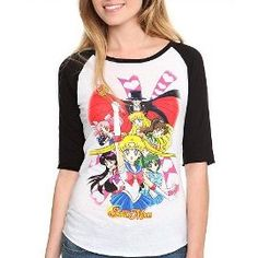 Camisetas Sailor Moon | Todokawaii
