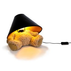Teddy Bear Lamp, $149, now featured on Fab.
