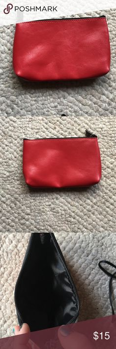 SaleOrdning & Reda Red Leather Coin Purse Classic red leather coin purse from Ordning and Reda. Used once, if at all. Ordning & Reda Bags Wallets