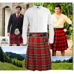 """""""Heritage of Scotland 29"""" by tinasxx on Polyvore"""