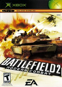 Now available in our store Battlefield 2 Mod.... Check it out http://the-gamers-edge-inc.myshopify.com/products/battlefield-2-modern-combat-microsoft-original-xbox-video-game?utm_campaign=social_autopilot&utm_source=pin&utm_medium=pin now!