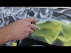 The Airbrush Academy Guide to Airbrushing Realistic Fur - YouTube
