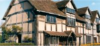 Stratford Upon Avon-the place of Shakeseare's birth!!
