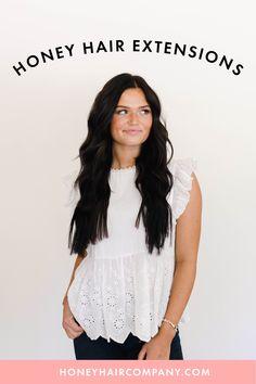 The best quality hair extensions. #hairgoals #hairinspo #brunette #darkbrownhair #darkbrunette #hairextensions #hair extensionbeforeandafter#2020hairtrends Dark Brunette, Hair Extensions Best, Honey Hair, Remy Hair, Hair Inspo, Hair Goals, Cool Hairstyles, Honey Golden Hair, Fancy Hairstyles