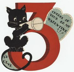 """""""I'd Give 3 Cheers If You'd Be My Valentine!!!"""" Source: Wisconsin Historical Society."""