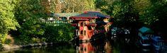 Chinese Restaurant: London's Regents Park, Cumberland Basin