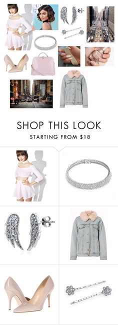 """Untitled #1826"" by darkeyesab ❤ liked on Polyvore featuring Melonhopper, Bling Jewelry, BERRICLE, Alexander Wang, Kate Spade, 1928, Radley and Paul Frank"