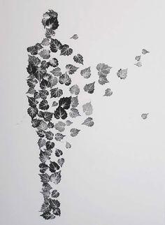 Anna Gillespie Contemporary British Sculpture  Autumn