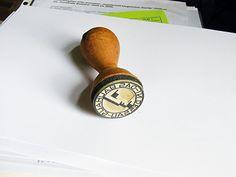 bauhaus stamp