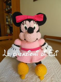 Le creazioni di Eli : Minnie