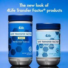 4Life Tri-Factor Formula / New Design