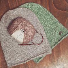 Hats. Lang yarn