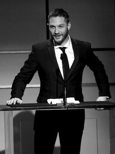Tom Hardy: 'Inception' Wins Four VES Awards!: Photo Tom Hardy suits up in Burberry for the Annual VES Awards held at The Beverly Hilton Hotel on Tuesday (February in Beverly Hills, Calif. Logan Marshall Green, Tom Hardy Hot, Sir Anthony Hopkins, Tommy Boy, Sharp Dressed Man, Best Actor, Beautiful Men, Beautiful People, Gorgeous Guys