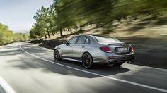 Tikkie ordinair maar oooh zo lekker: Mercedes laat E63S AMG zien, sterkste E-klasse ooit
