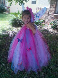 Tutu dress fairy