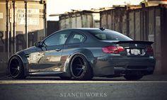 LibertyWalk widebody BMW M3