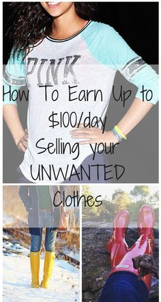 Top Poshmark seller makes $80,000 a year. Sell your unwanted clothes today. Featured in GMA and The New York Times. Click to install the free app now.