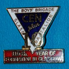 Centenary of Glasgow Battalion, The Boys' Brigade.