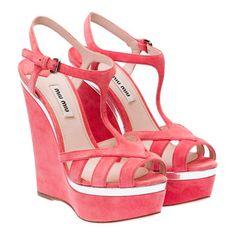 Miu Miu #shoes @Yo Amo Los Zapatos Oficial